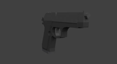 M9a1 Bereta Gun