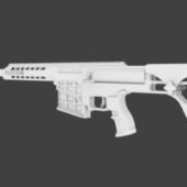 M98b Rifle Gun