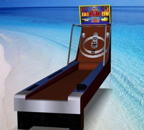 Skee Ball Arcade Game