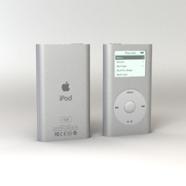 Ipod Aluminum