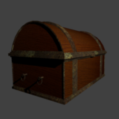 Old Chest Box