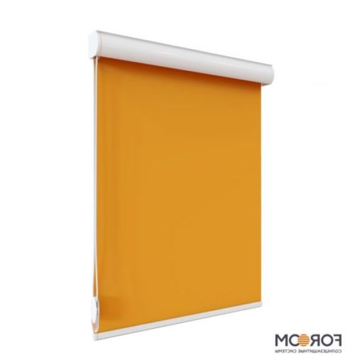 Box Rolled Curtains