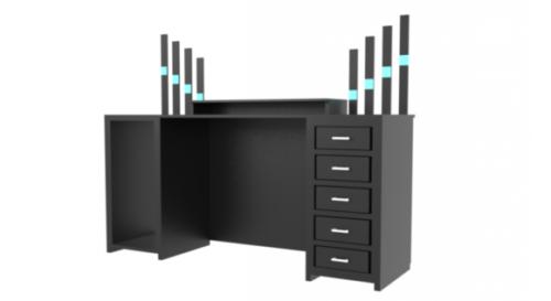 Gaming Desk System