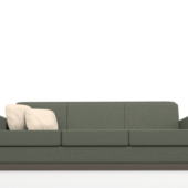 Home Green Sofa