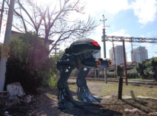 Robot Combat