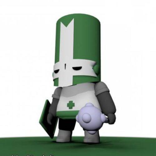 Castle Crasher Knight