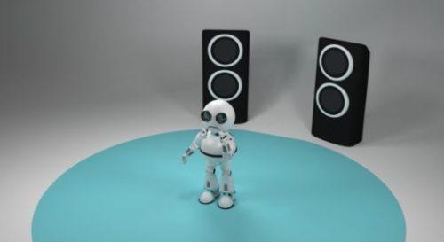 Ballbot Robot