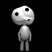 Kodama Character