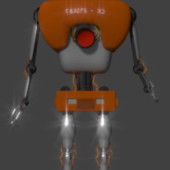 Simple Robot