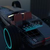 Fervio Marriott Concept Car
