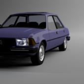 Peugeot 305 Car