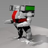 Mech R45 Robot