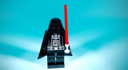 Lego Dart Weider