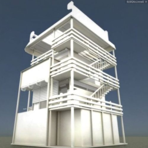 Tower-house Design