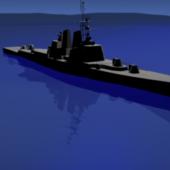 Simple Warship