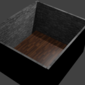 Empty Room With Texture