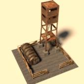Apocalyptic Bunker