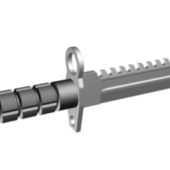 M9 Bayonet – High Poly