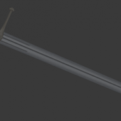 Ice (ned Stark Sword) Retextured