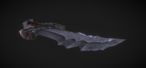 Blade Of Chaos From God Of War I