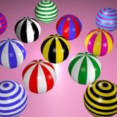 Colorful-balls & Lighten Balls