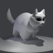 Stylized Cat