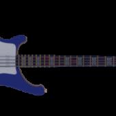 Ricken Backer 4003 – Bass