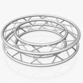 Circle Square Truss (full Diameter 150cm)