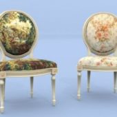 Chair Louis Xvi French Style