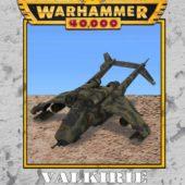 Valkirie Imperial Guard Warhammer 40k
