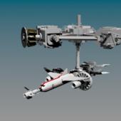 Universe Explorer Spacecraft