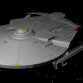 Uss-reliant Aus Star Trek 2 Zorn Des Kahn