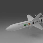 Avmt-300 Matador (brazilian Missile)