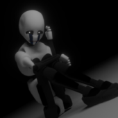 Fully Rigged Doll