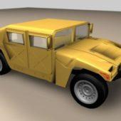 Humvee Vehicle