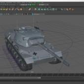 Tank Leopard 1 Full Rig