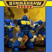 Warhammer 40k Space Marine Tatical Squad