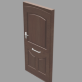 Low Poly Door