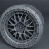 911 Gt2 1995 Rim