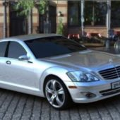 Mercedes S55