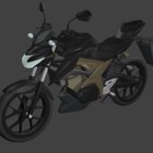 Suzuki Gsx-s 150 Gsx-s 125 2017