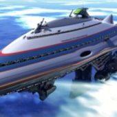 Class Ii Gallactic Cruiser