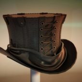 Steam Punk Top Hat