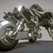 Futuristic Trike (version 2)