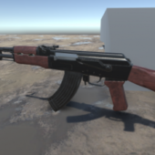 Ak47 Game Ready