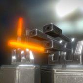 Laser Gun Tower