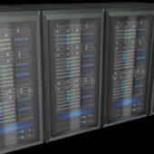 Main Frame Server