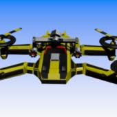 Drone Costume