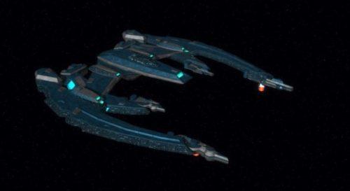 Quarren Coyote Ship