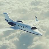 Learjet – 25 Atlasjet